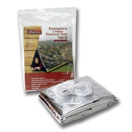 Emergency 2-Person Thermal Tent by Grizzly Bear